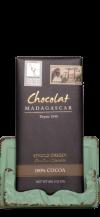 100% Cacao Chocolat Madagascar