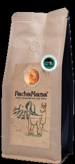 Pacha Mama Hochlandkaffee aus Perú Bio & Fair